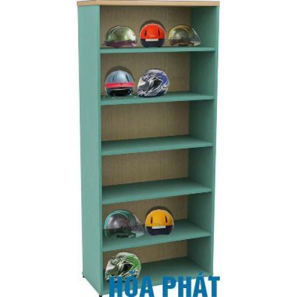 Tủ đựng mũ bảo hiểm màu xanh SV1830-CH