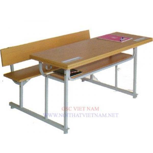 Bàn học sinh lớp 1-2 - Lớp bán trú BBT101A