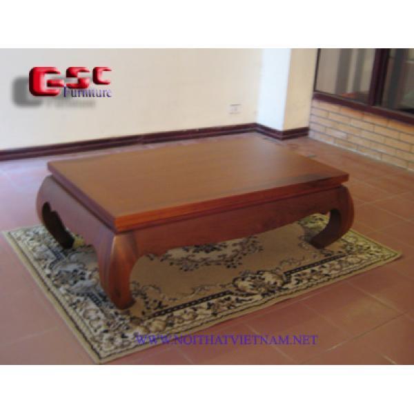 Bàn sofa gỗ hiện đại GSC-BSF-06