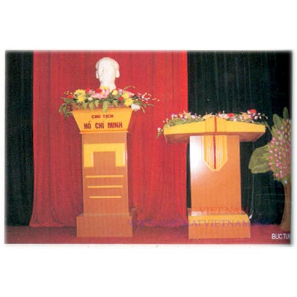 Bục phát biểu - Bục tượng Bác BTB01