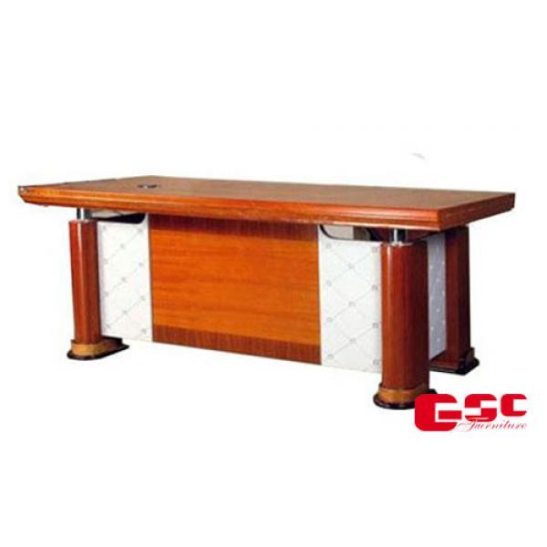 Bộ bàn giám đốc 1.8m hàng verneer DT1890H34