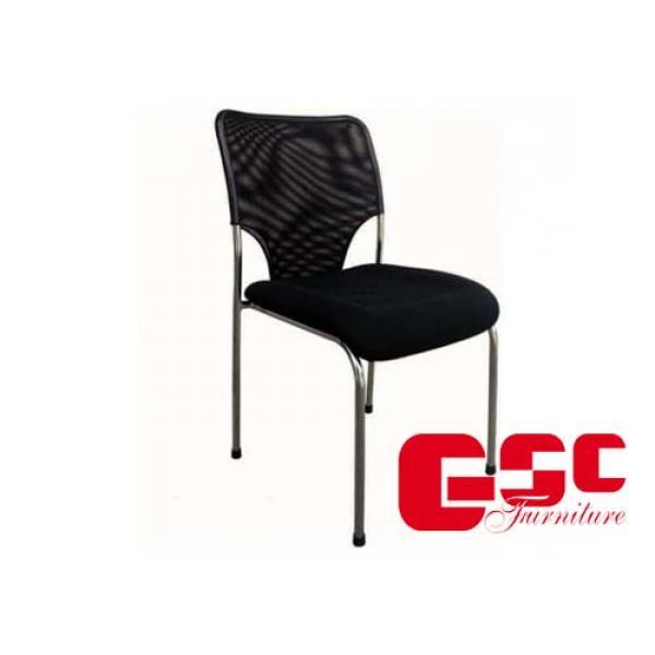 Ghế lưới phòng họp,  không tay tựa GL405