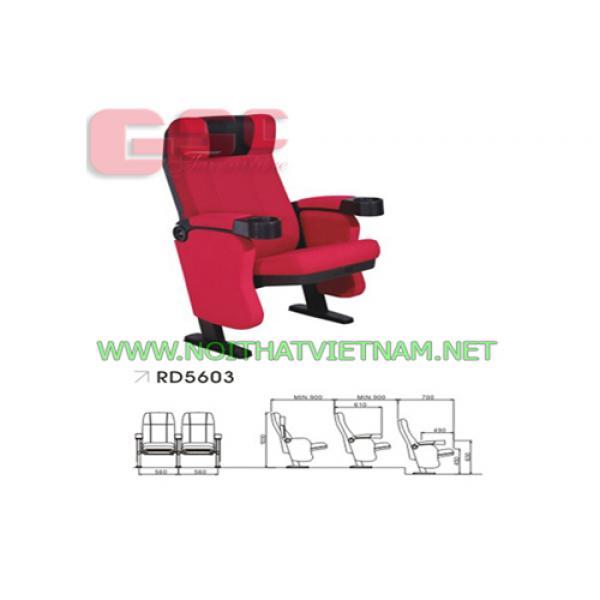 Ghế hội trường GSC-RD563