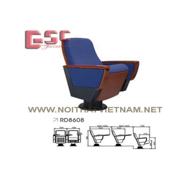 Ghế hội trường GSC-RD8608