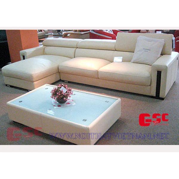 Mẫu bàn ghế sofa góc GSC-SOFA-10