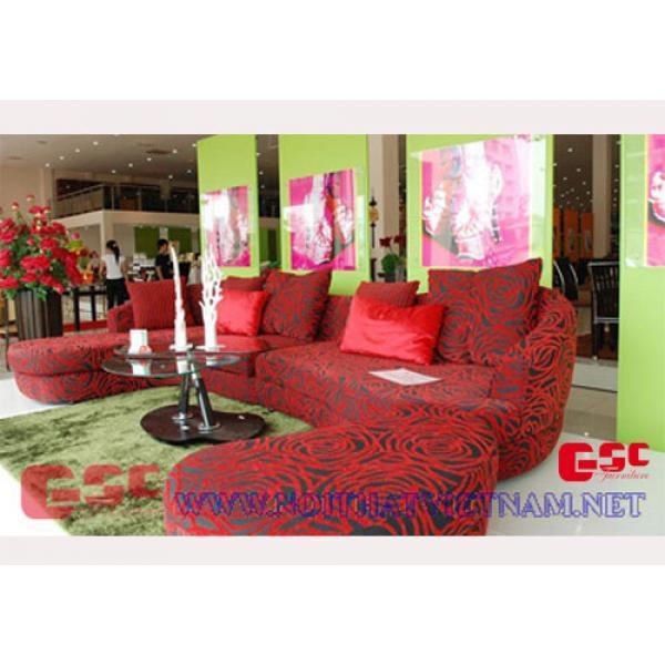 Mẫu bàn ghế sofa phòng khách GSC-SOFA-11
