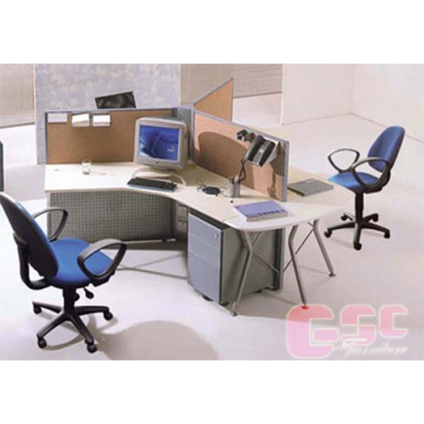 Vách ngăn văn phòng bằng thép GSC-VNT02