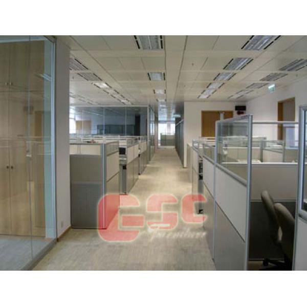 Vách ngăn văn phòng bằng thép GSC-VNT05