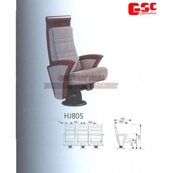 Ghế hội trường nhập khẩu Trung Quốc HJ805