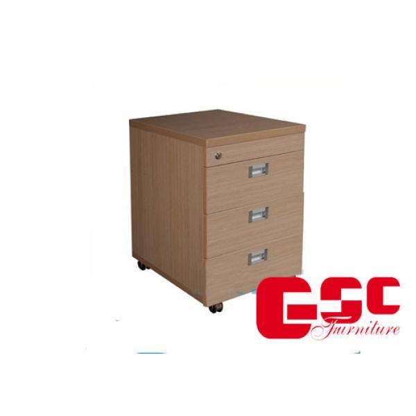 Hộc tài liệu làm từ chất liệu gỗ MFC HR-M3D