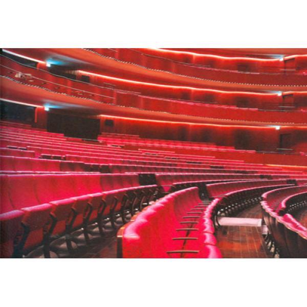 Mô hình ghế hội trường Nhật Bản HTNB-01