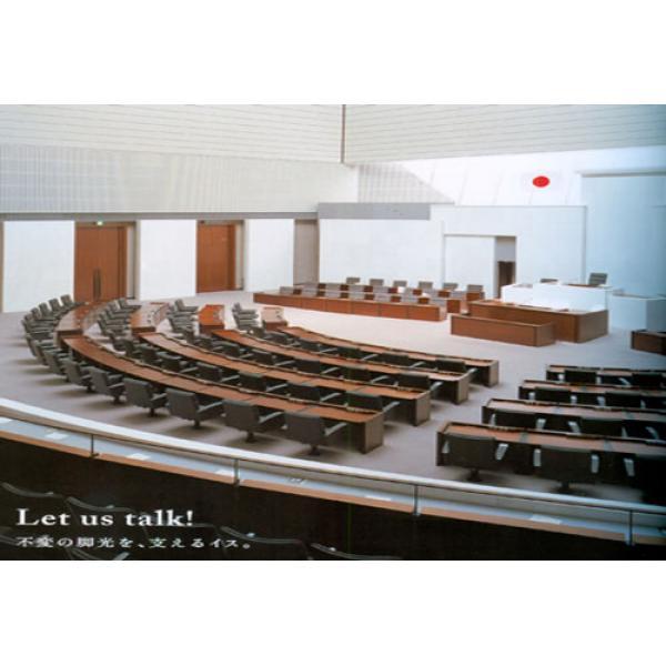 Mô hình ghế hội trường Nhật Bản HTNB-05