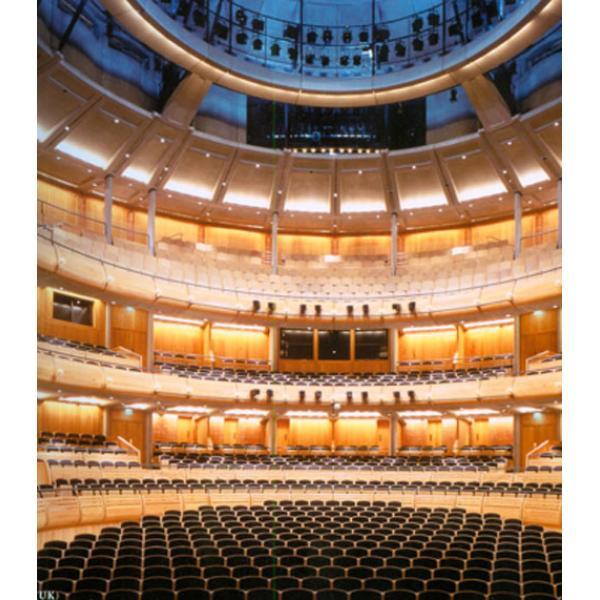 Mô hình ghế hội trường Nhật Bản HTNB-07