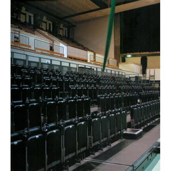 Mô hình ghế hội trường Nhật Bản HTNB-08