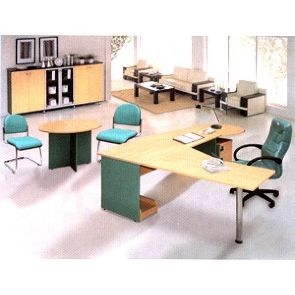 Mô hình bàn ghế phòng làm việc GSC-MHBLV