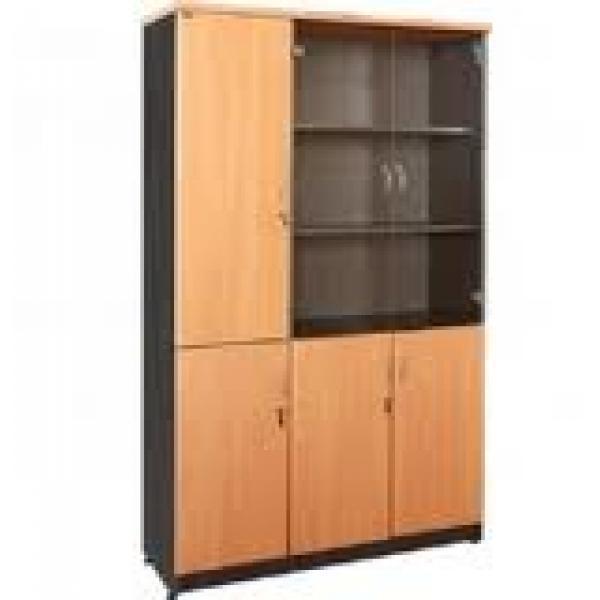 Tủ gỗ tài liệu NT1960-3B