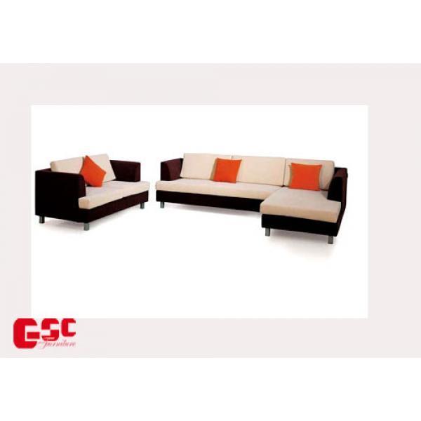 Sofa nỉ góc SFN11
