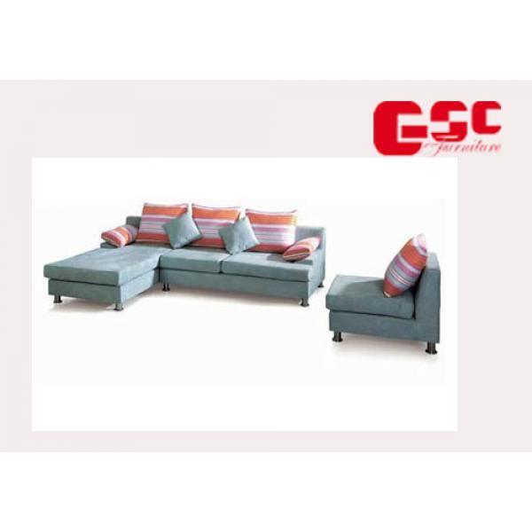 Bàn ghế sofa nỉ SFN5
