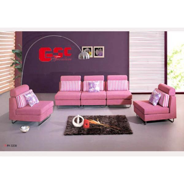 Bàn ghế sofa nỉ SFN6