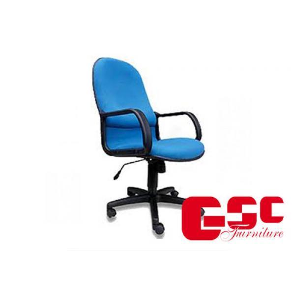 Ghế văn phòng màu xanh SG706H
