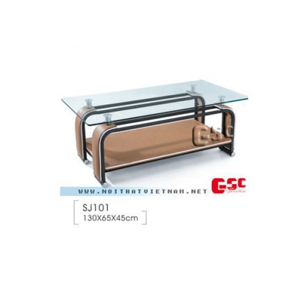 Bàn sofa mặt kính SJ101