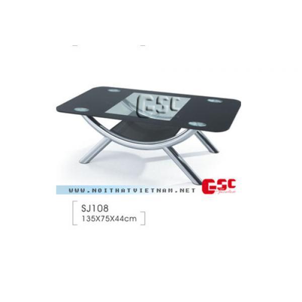 Bàn sofa kính SJ108