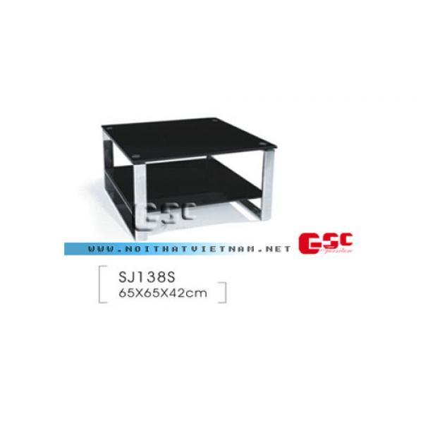 Bàn sofa mặt kính SJ138S