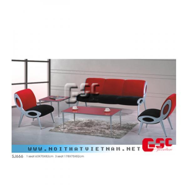 Bàn ghế phòng khách SJ666