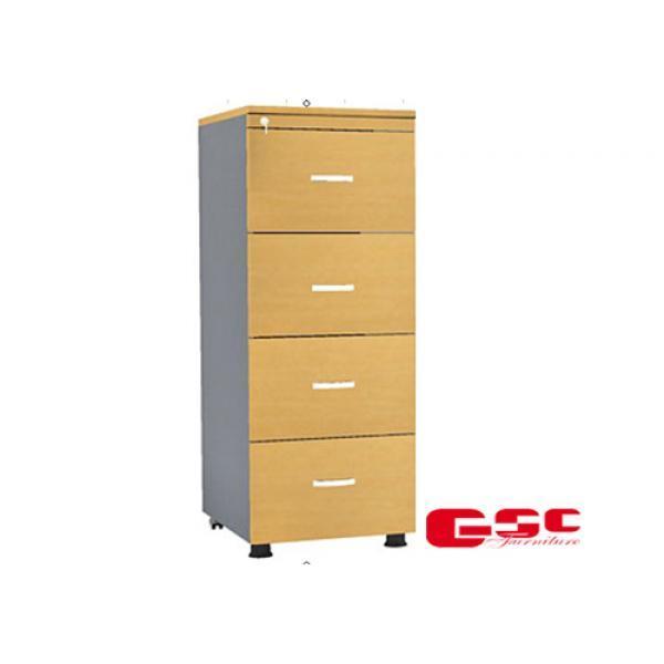 Tủ gỗ đựng hồ sơ Fami SM5040H-MB