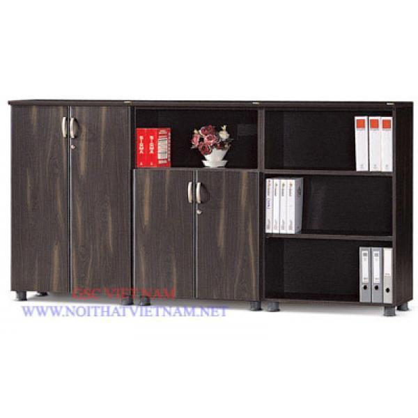 Bộ tủ thấp văn phòng Fami SM6300+SM6200+SM6100-WT