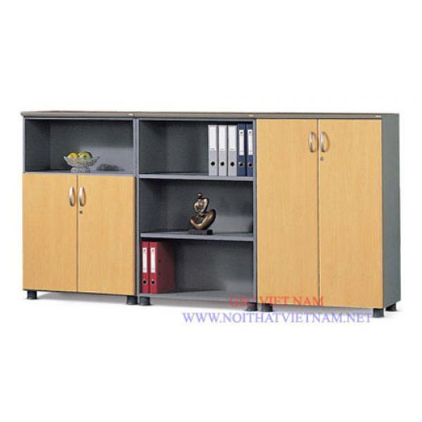 Bộ tủ ghép văn phòng fami SM67130FH