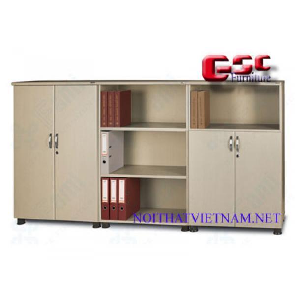 Bộ tủ tài liệu trung Fami SM7X30FH-PO