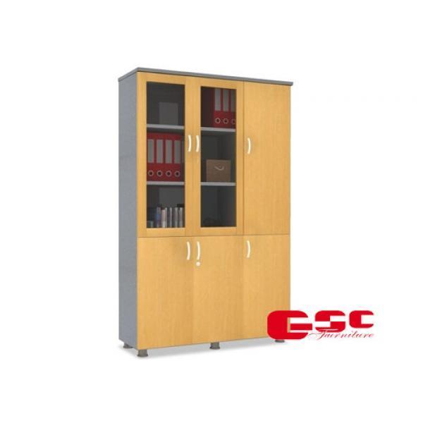 Tủ gỗ 3 buồng Fami SM8550H-MB
