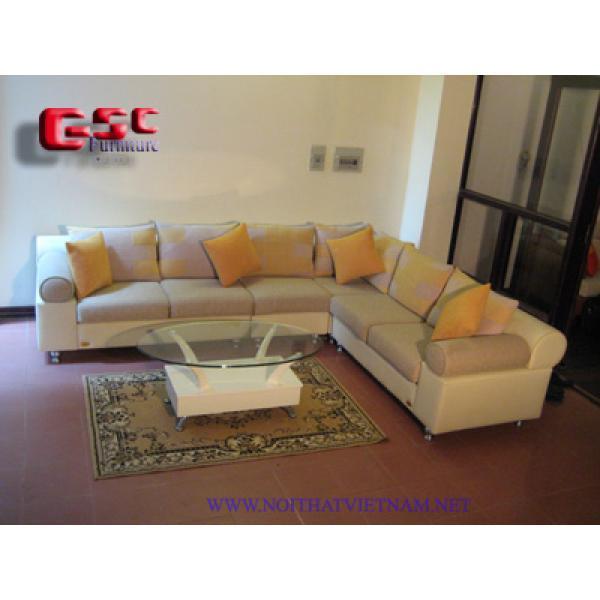 Bộ ghế Sofa góc GSC-SOFA-D13