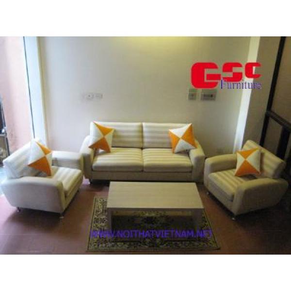 Ghế sofa nỉ GSC-SOFA-N05
