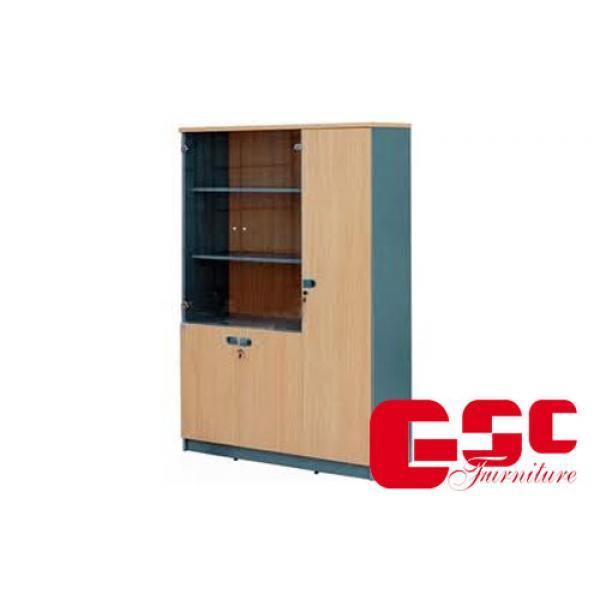 Tủ tài liệu gỗ công nghiệp Hòa Phát SV20003B
