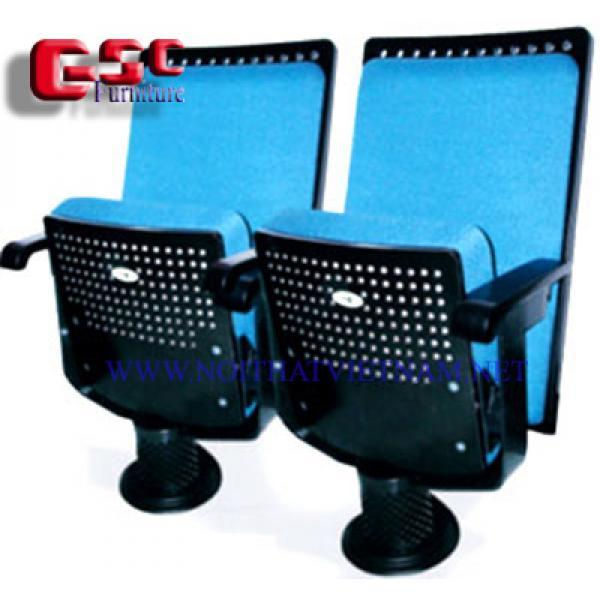 Ghế hội trường lưng tựa cao SY-2000D1