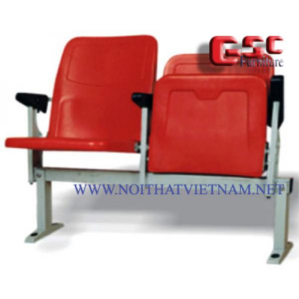 Ghế sân vận động 2 chỗ, có tay SY-206-1