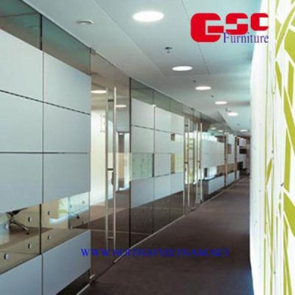Vách ngăn kính cường lực GSC-VNK16