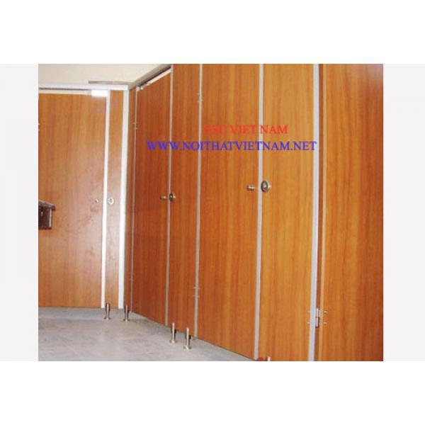Vách vệ sinh gỗ GSC-WC11